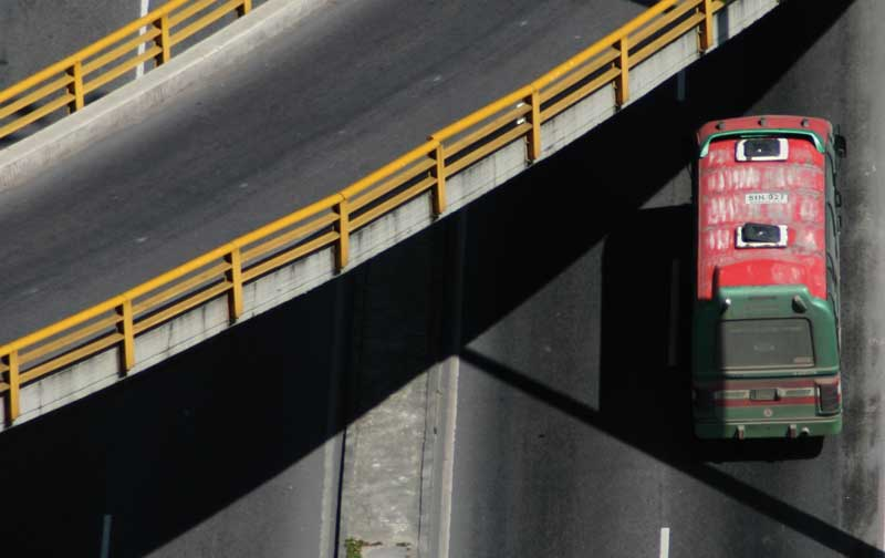 Take Bogota traffic in stride. There are some thrilling adventures out there.