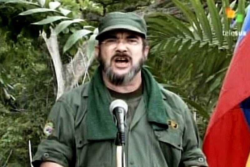 File photo of alias Timochenko.