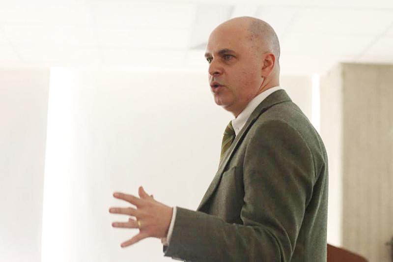 Founder of BSR, Robert Brandwayn.