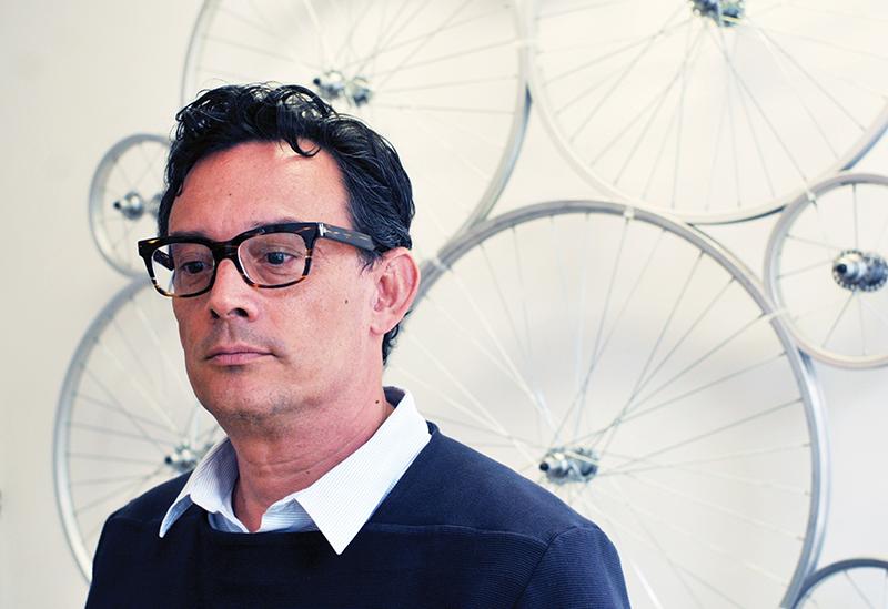 Colombian architect Giancarlo Mazzanti.