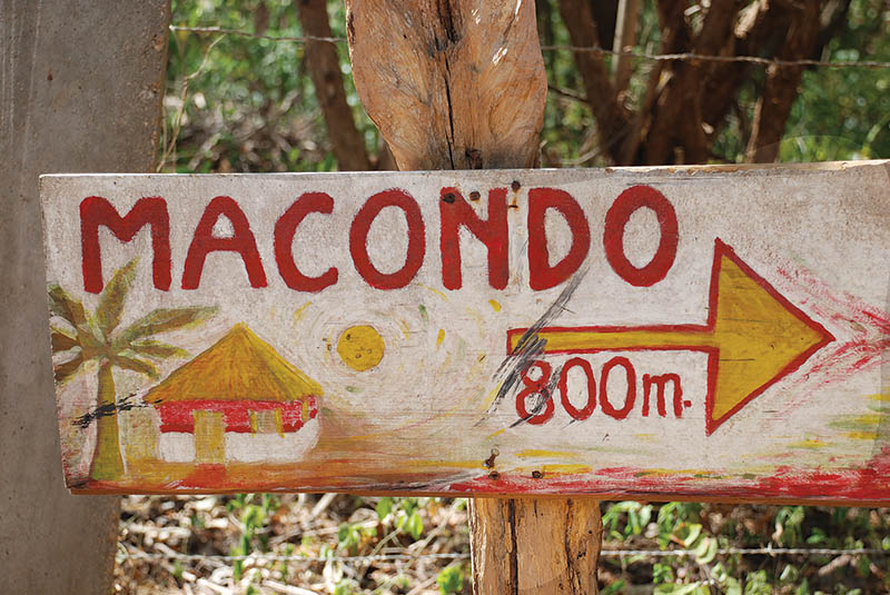 The literary landscape of Macondo will be the centerpiece of the FILBo 2015.