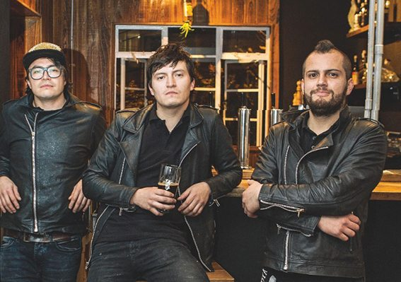 The Statua Rota brothers blend punk and nerd for craft beer with character.