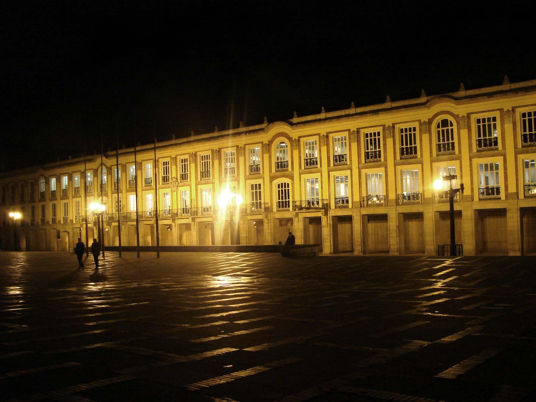 mayor Bogota alcalde