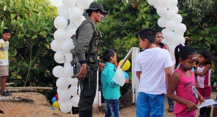 FARC in La Guajira
