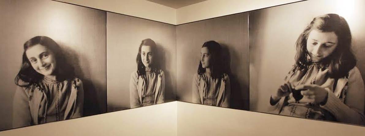Anne Frank exhibition