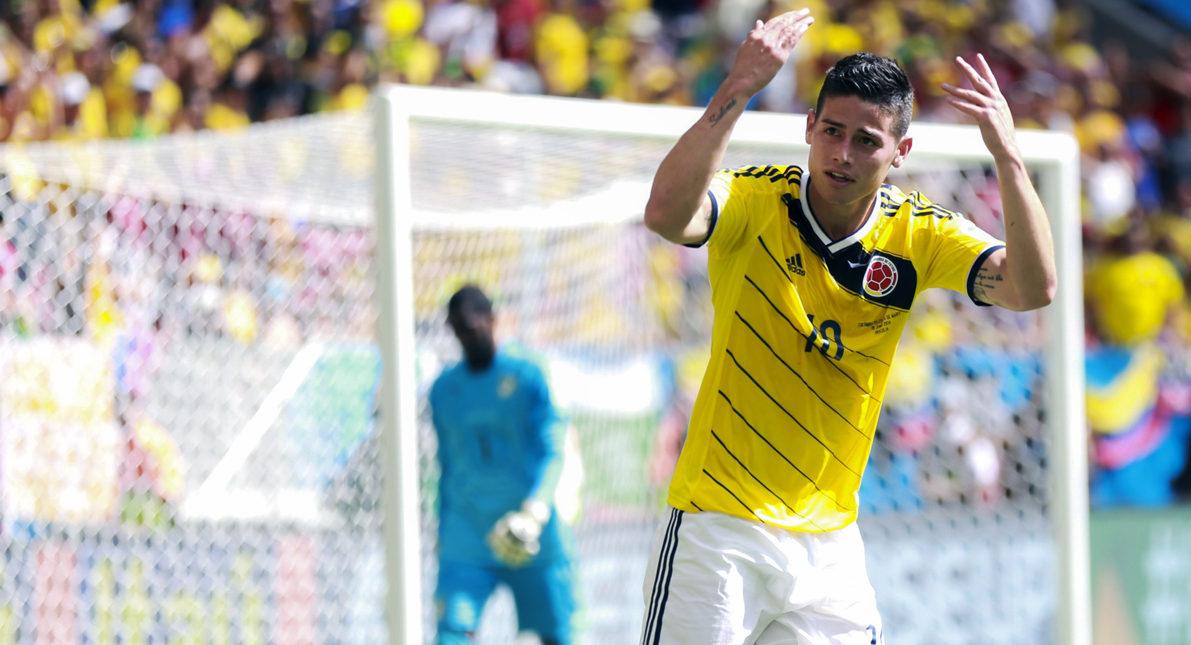 3a15d88bd74 James Rodríguez colombia