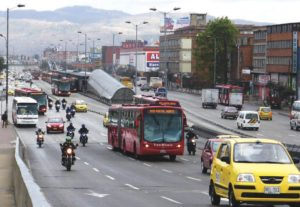 Bogotá's high mountain climate can be tough on newcomers.