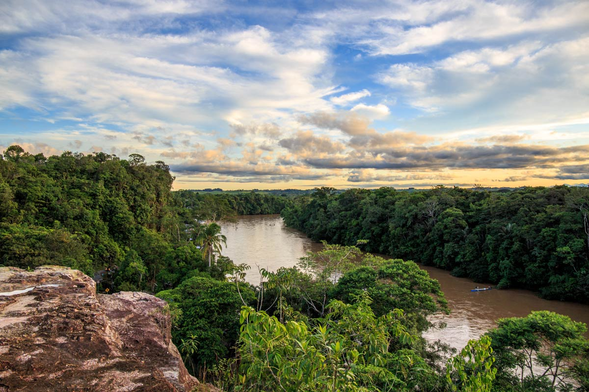 Cut off for decades by violence, Colombia's Caquetá department is an untouched paradise.