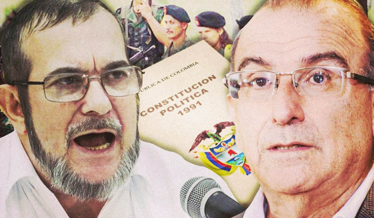 """A special process to """"shield"""" an eventual agreement between Colombia and the FARC has proven controversial."""