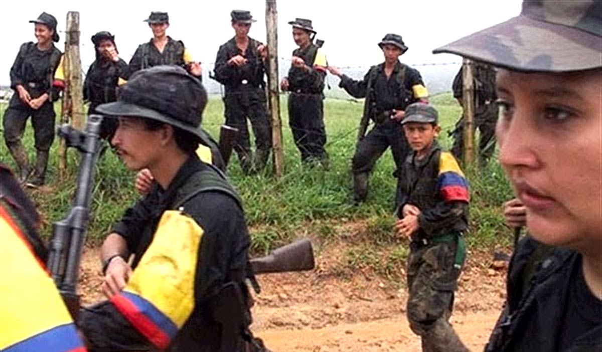 FARC will release all minors under 15 as part of the peace process with the Colombian government.