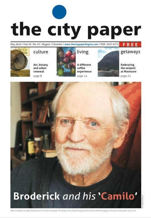 The City Paper Bogotá Edition 97