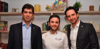 Miguel Moreno, Juan Manuel Barrientos, David Echavarría.