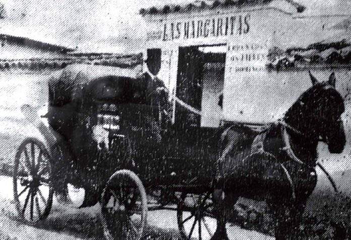The original Las Margaritas store is a throw back to a very different era in Bogotá. (Photo Provided)