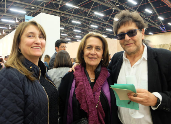 María Cristina Pignalosa, Armando Silva.