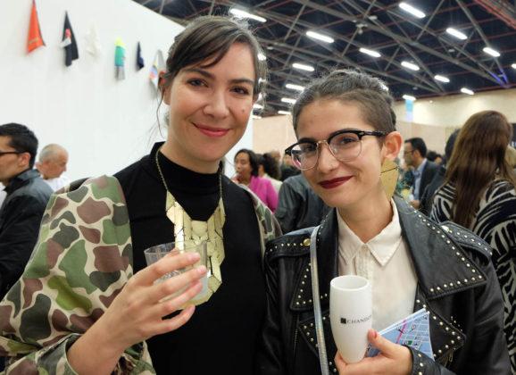 María Francisca Sanin and María Luisa Sanin