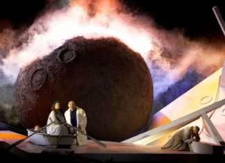 A performance of Tristan and Isolde by Richard Wagner (Photo Provided)