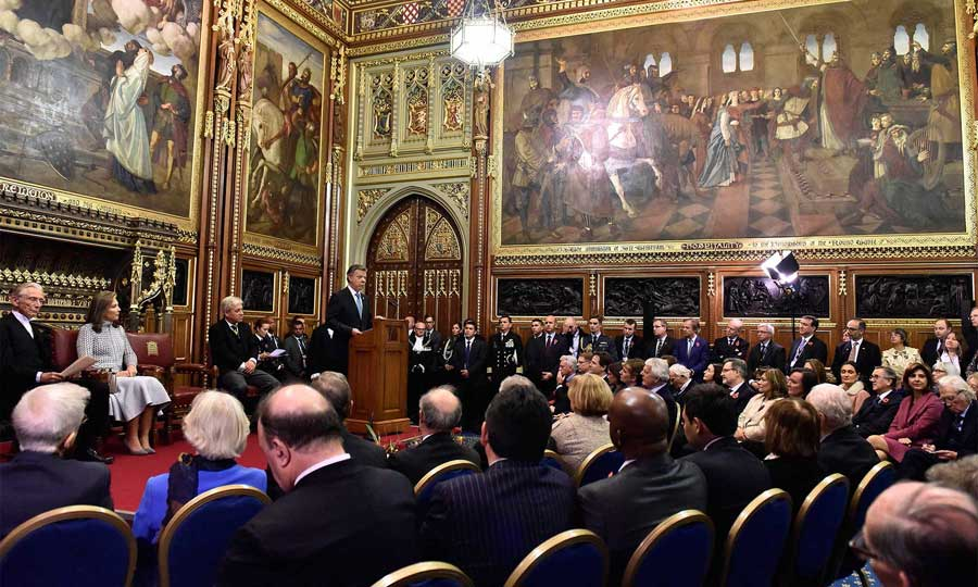 Gallery: Colombia's state visit to the United Kingdom