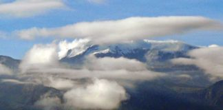 Colombia's snow-capped mountains. (Photo by Augusto Serna)
