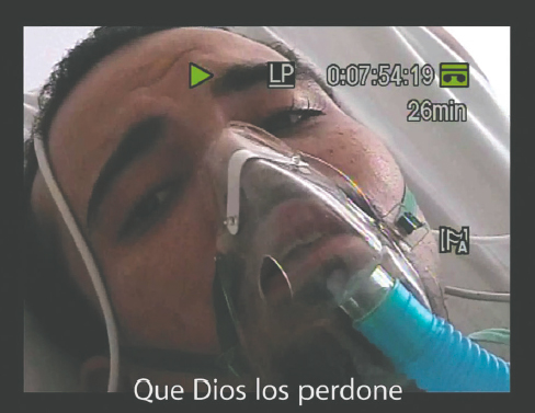 """Jorge Giraldo's """"9 Disparos"""" documents the Colombian soldier's recovery after being hit with nine bullets during a FARC ambush."""