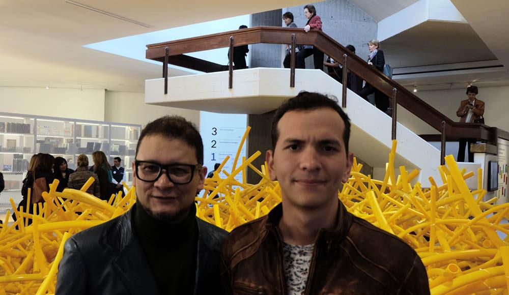 Fabian Sanabria, Felipe Borras