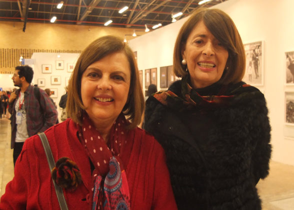María Paz Jaramillo, Clemencia Jaramillo.