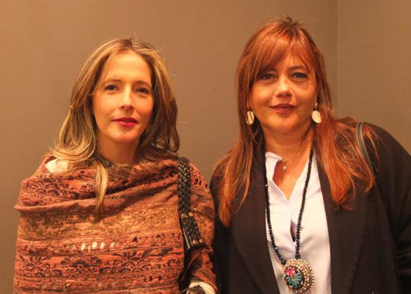 Paula Campillo, Eliza Cepella Vengochea.
