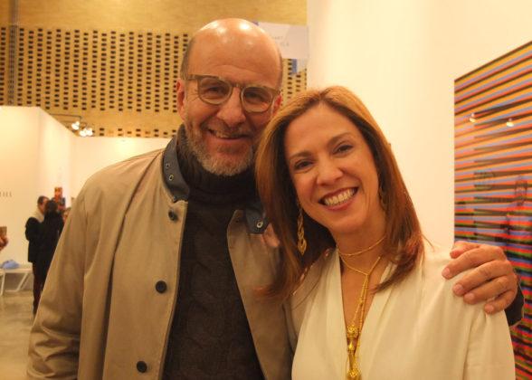Franz Vandenenden, María Claudia Lacouture.