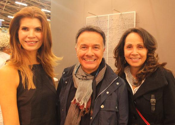 Martha Elena Castañeda, Guillermo Silva, Monica Riaño.