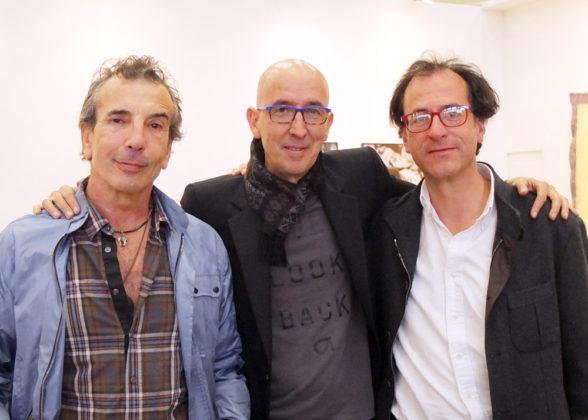 Jaime Bernal,Carlos Blanco, Kike De Olaso.