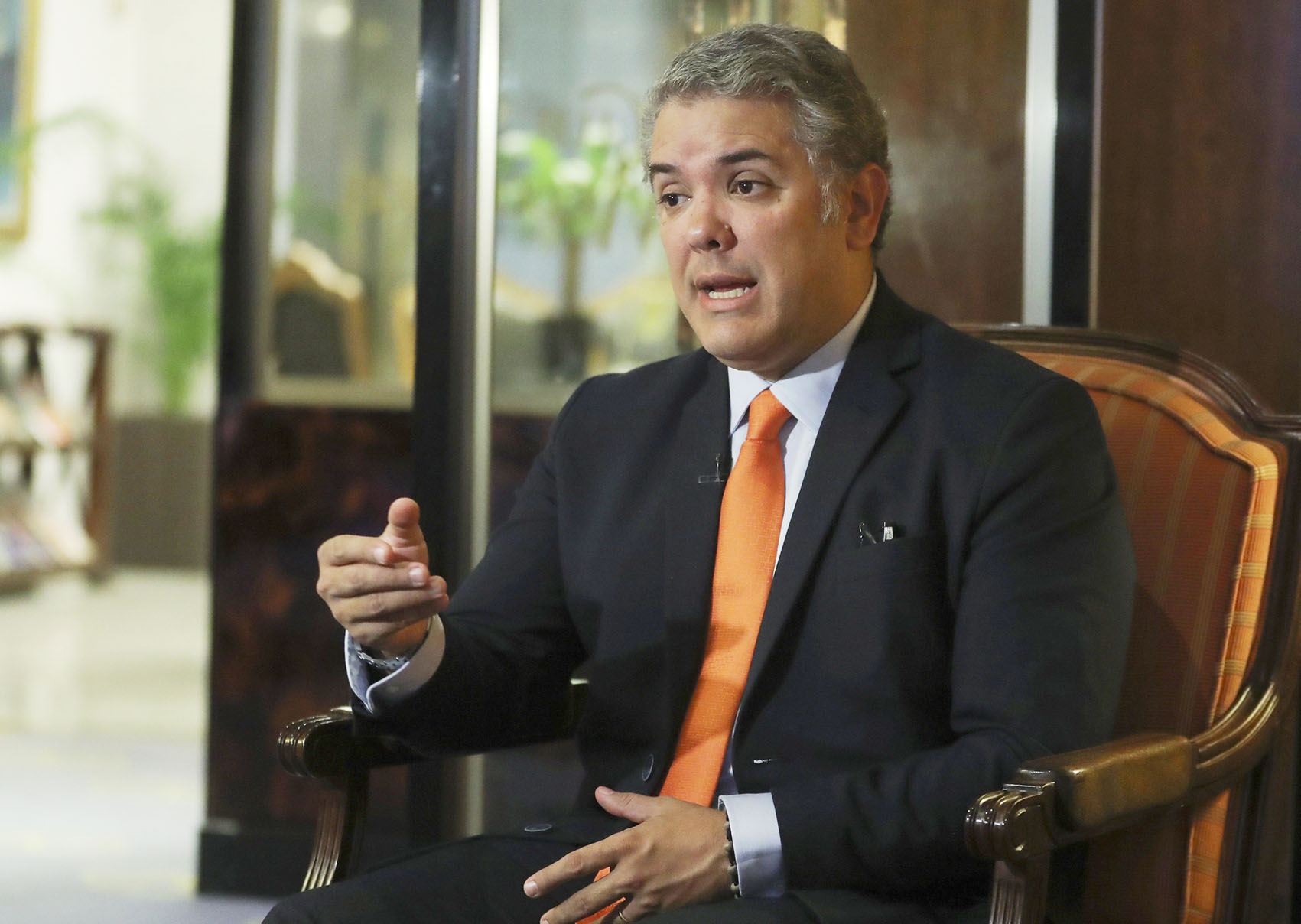 Colombias President Elect Ivn Duque Names Ministers Of His Cabinet Next Chapter Into The
