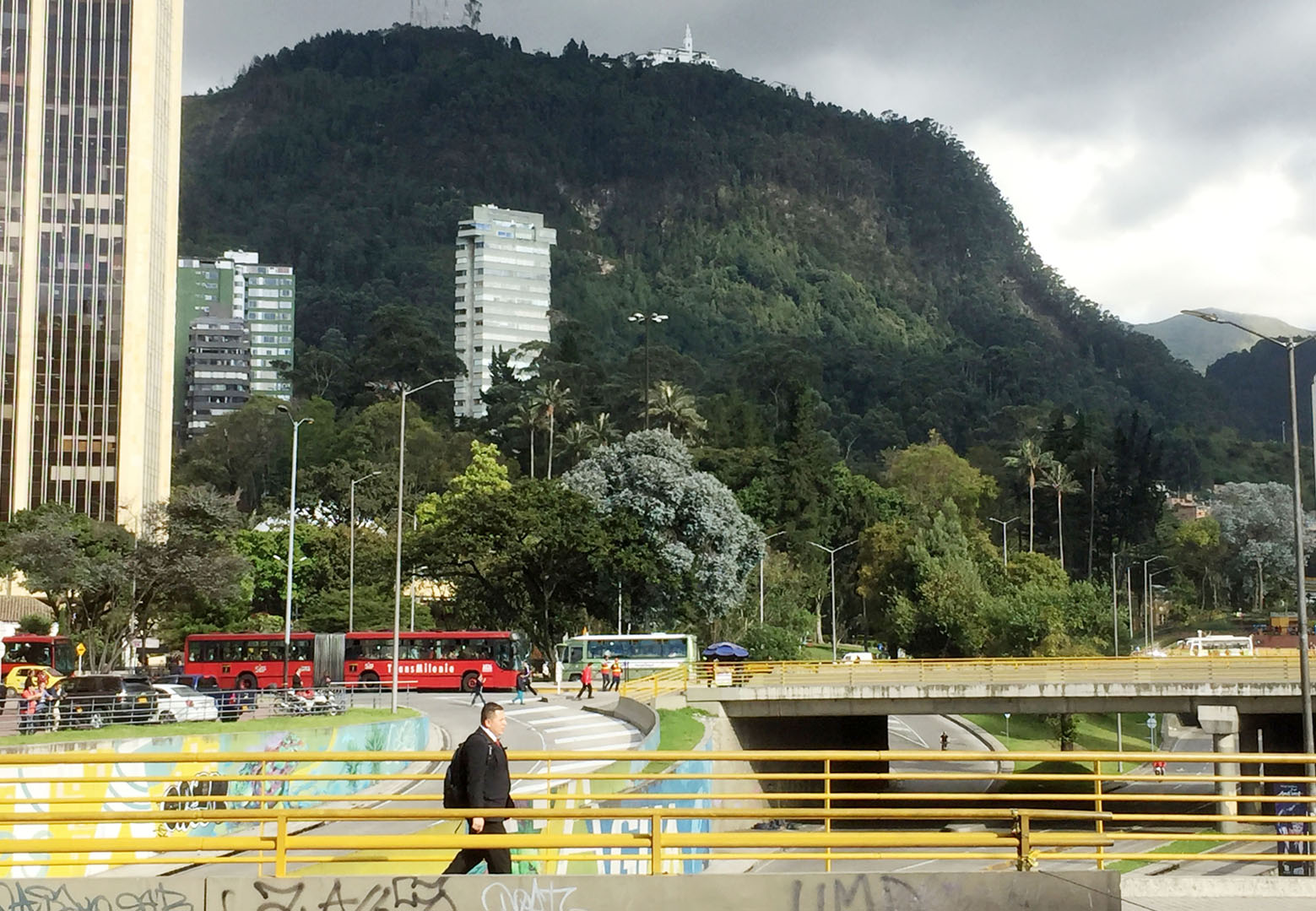 Security in Bogotá: A question of perception | The City