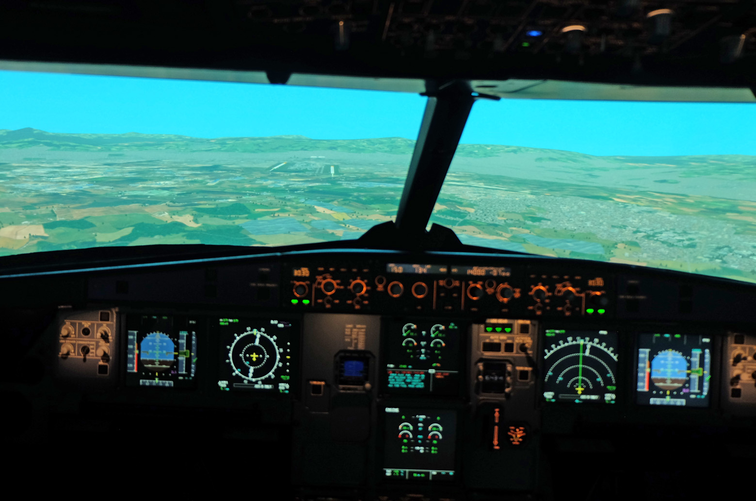 Arrival of GTA flight simulator opens up Colombian skies for future