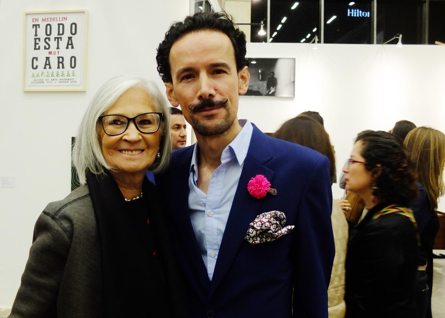 In Arte Nino 2016 artbo 2019 opens in bogotá with anniversary celebration