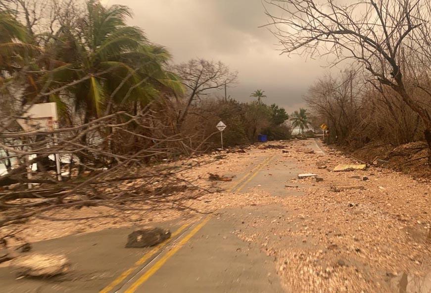 Hurricane Iota Leaves Widespread Destruction Across Providencia Island The City Paper Bogota